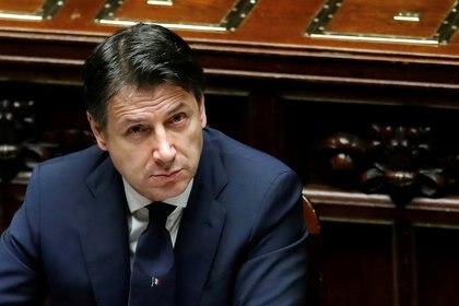 El primer ministro italiano Giuseppe Conte. (REUTERS/Remo Casilli/archivo)