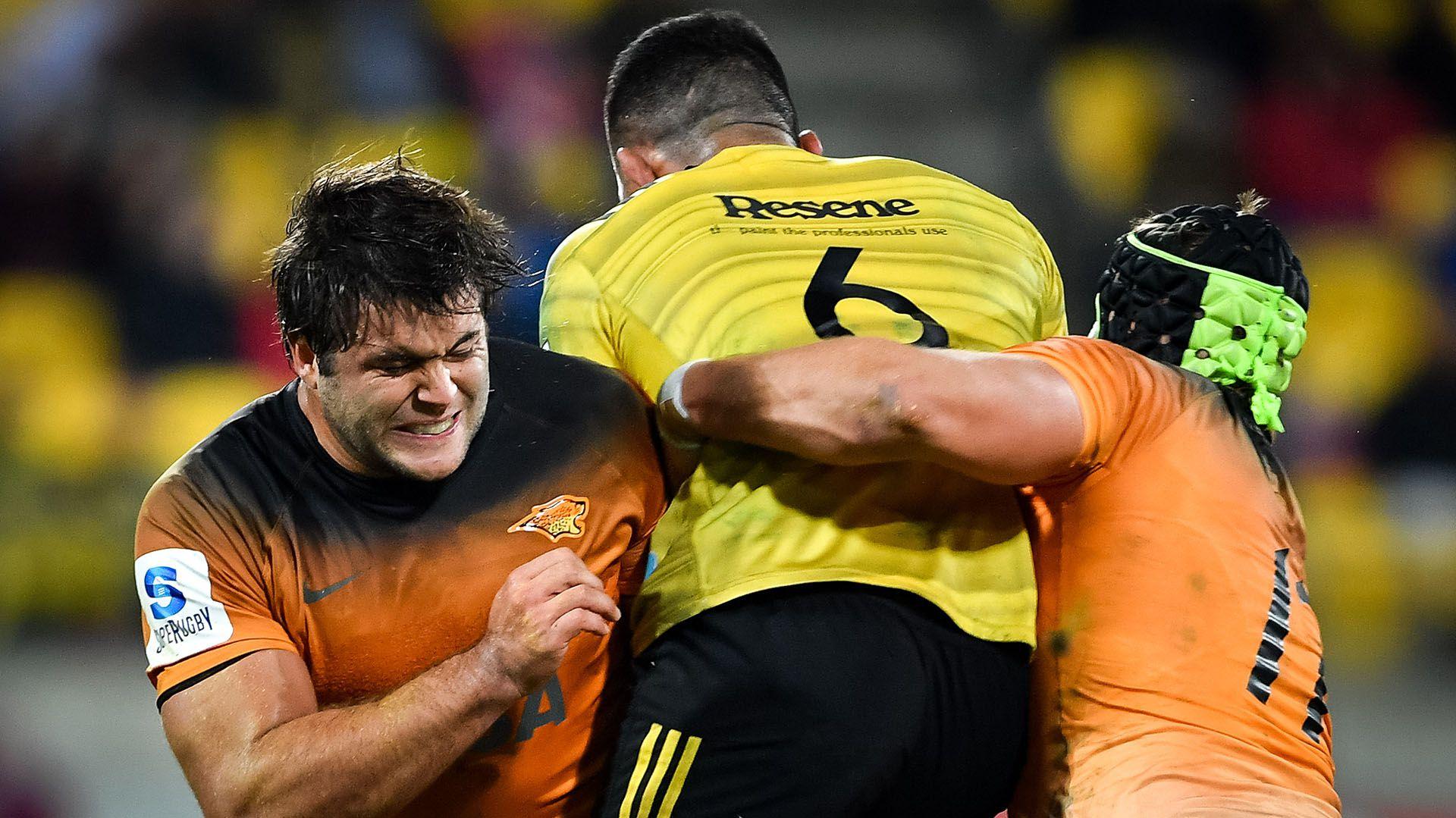 La franquicia argentina viene de ganarla a Hurricanes en Nueva Zelanda (Foto: AFP)