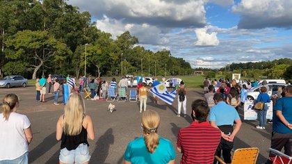 Argentinos y uruguayos unidos para conseguir la flexibilización binacional