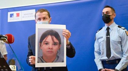 Mia tiene ocho años (AFP)