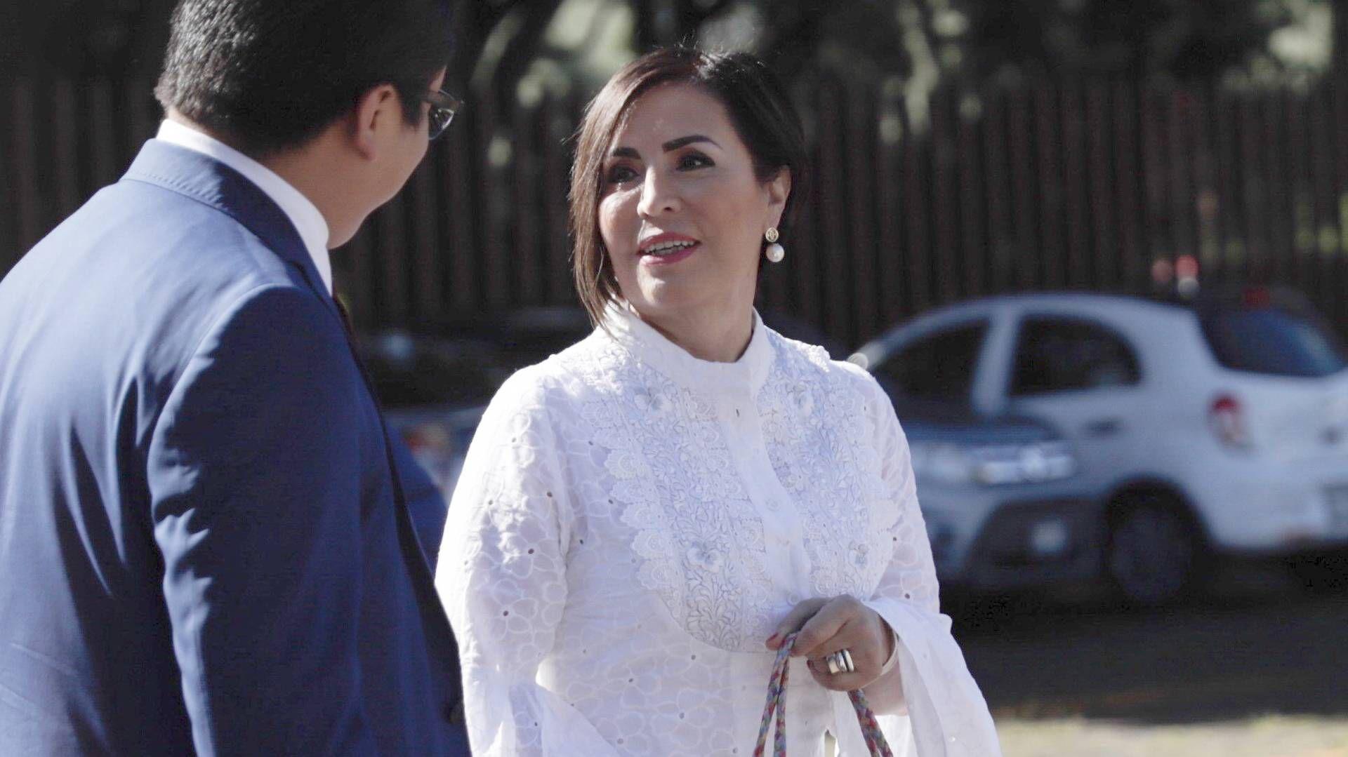 Rosario Robles fue acusada de ejercicio indebido del servicio público. (Foto: Cuartoscuro)