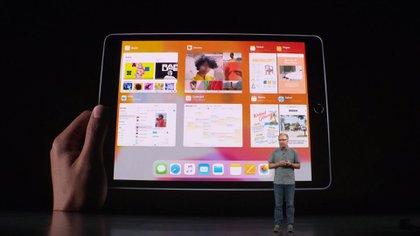 El nuevo iPad ya se puede reservar online y las entregas comenzarán el 30 de septiembre