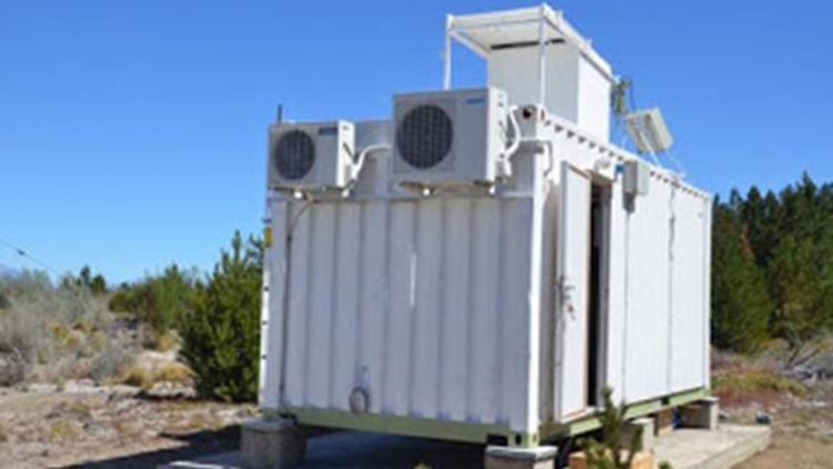 El radar instalado en Bariloche  permitió abrir el aeropuerto aún con ceniza en suspensión
