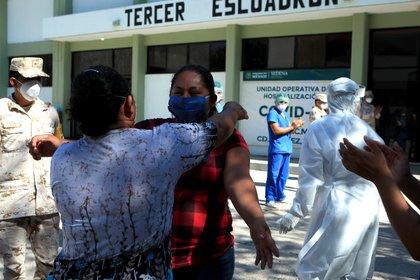 El subsecretario señaló que es normal que los gobernadores se sientan presionados debido a la pandemia  (Foto: EFE/ Luis Torres)