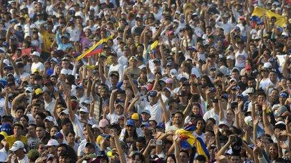 (Photo by Raul Arboleda / AFP)