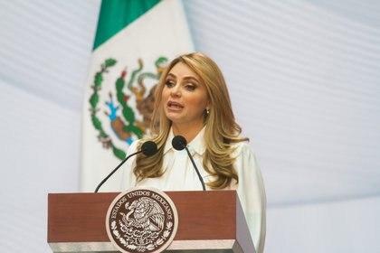 Angélica Rivera fue primera dama en México durante la administración de Peña Nieto (Foto: cuartoscuro.com)