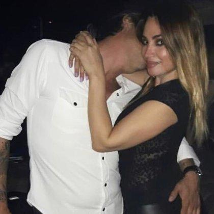 Al principio mantuvieron una relación a distancia hasta que él se mudó de Mendoza a Buenos Aires