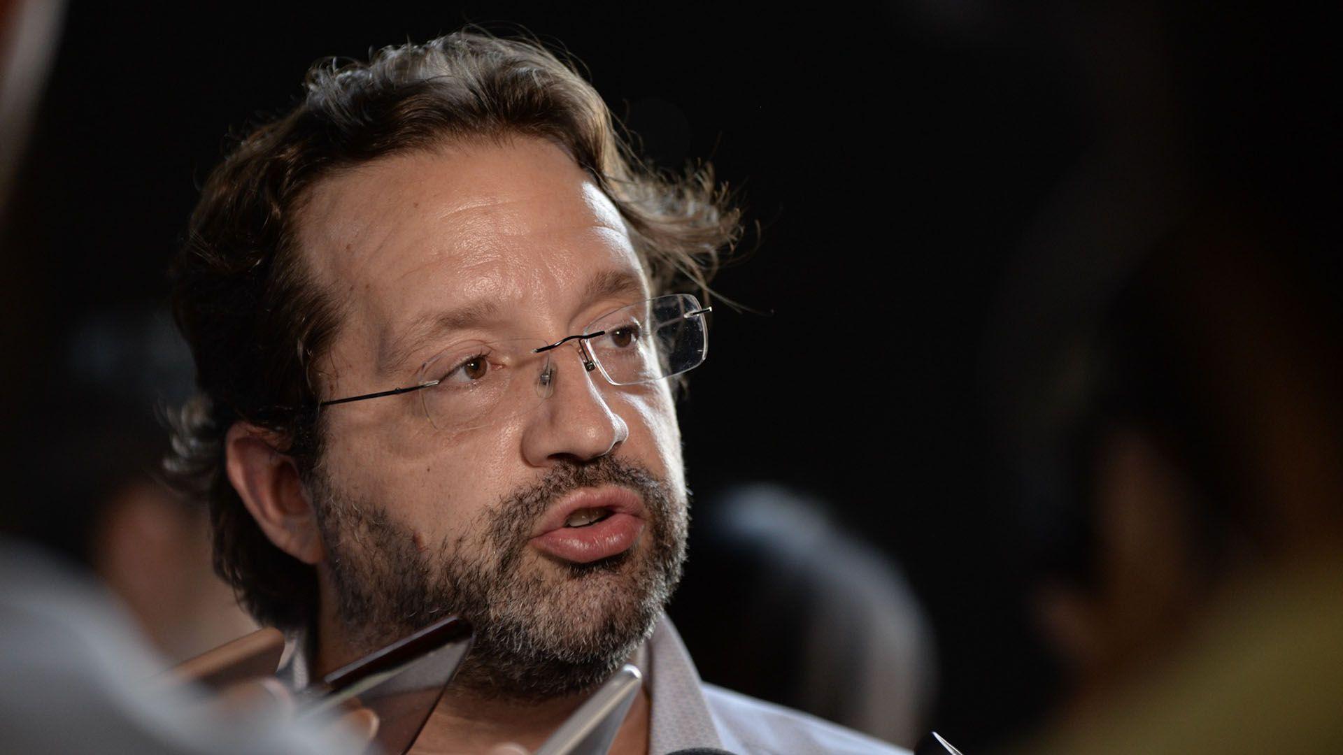 Marco Lavagna, titular del Indec