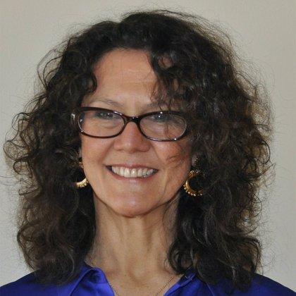 Mónica Olvera de la Cruz es profesora en Northwestern, egresó de la UNAM y se doctoró en Cambridge (Foto: Twitter@ACSCentSci)