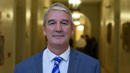 Miguel Sedoff, ministro de Educación, Ciencia y Tecnología de Misiones