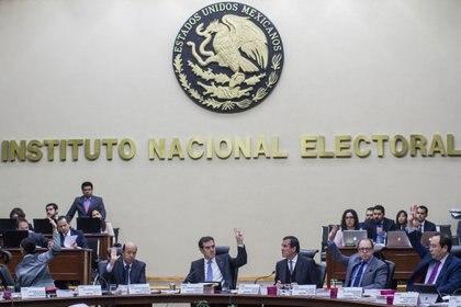 México se prepara para el mayor número de partidos en unas elecciones (Foto: Isaac Esquivel / Cuartoscuro)