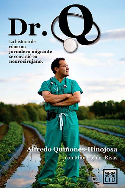 Su libro está en inglés y en español