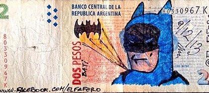 Batman, en la versión de Adam West