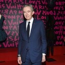 Mandatory Credit: Photo by Clint Spaulding/WWD/Shutterstock (9176296n) Bernard Arnault, Chief Executive Officer of LVMH Louis Vuitton 'Volez, Voguez, Voyagez' exhibition opening, Inside, New York, USA - 26 Oct 2017