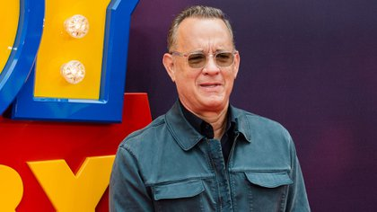 "Tom Hanks en la premiere de ""Toy Story 4"" en Londres  (Grosby Group)"