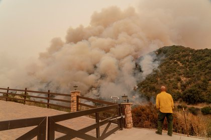 El estado de California ha sufrido olas de incendios forestales en plena temporada de calor (EFE)