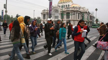 Autoridades de la Ciudad de México decretaron alerta amarilla por bajas temperaturas en ocho delegaciones (Foto: archivo)