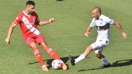 Argentinos Juniors face Platense (Alfredo Luna / cf / telam).