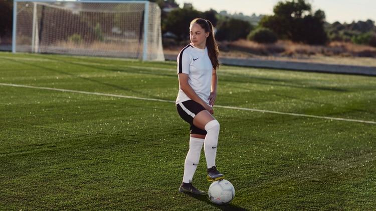 La mendocina de 28 años palpitó la participación de Argentina en el Mundial