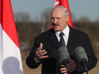 El presidente de Bielorrusia, Alexandr Lukashenko (EFE/ Tatyana Zenkovich)