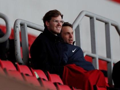 Kyril Louis-Dreyfus estuvo presente en algunos partidos del Sunderland antes de concretarse la venta del club (Foto: Reuters)