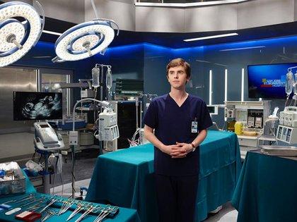 """Los elementos médicos usados en la serie """"The good doctor"""" se donaron a instituciones reales"""