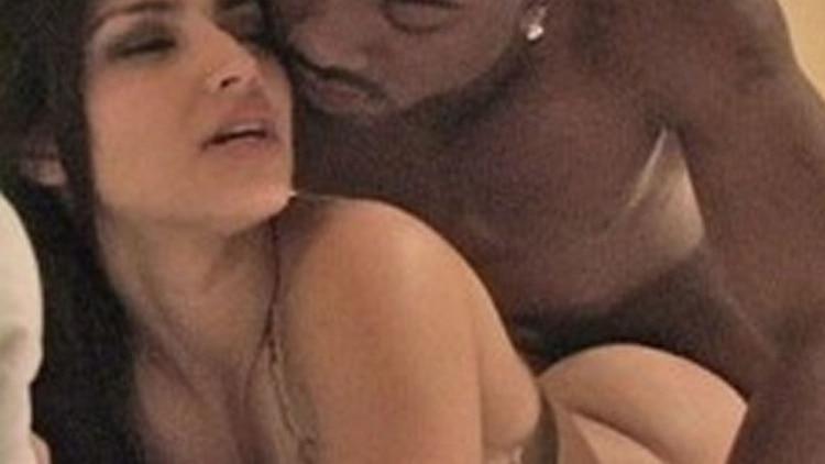 Videoer porno de Kim Kardashian
