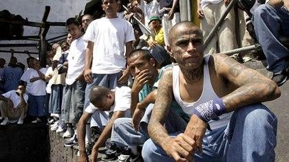 Las maras, grupos criminales de El Salvador que han llevado sus delitos hasta los EEUU (AP)