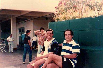 Luis Miguel y Polo Martinez