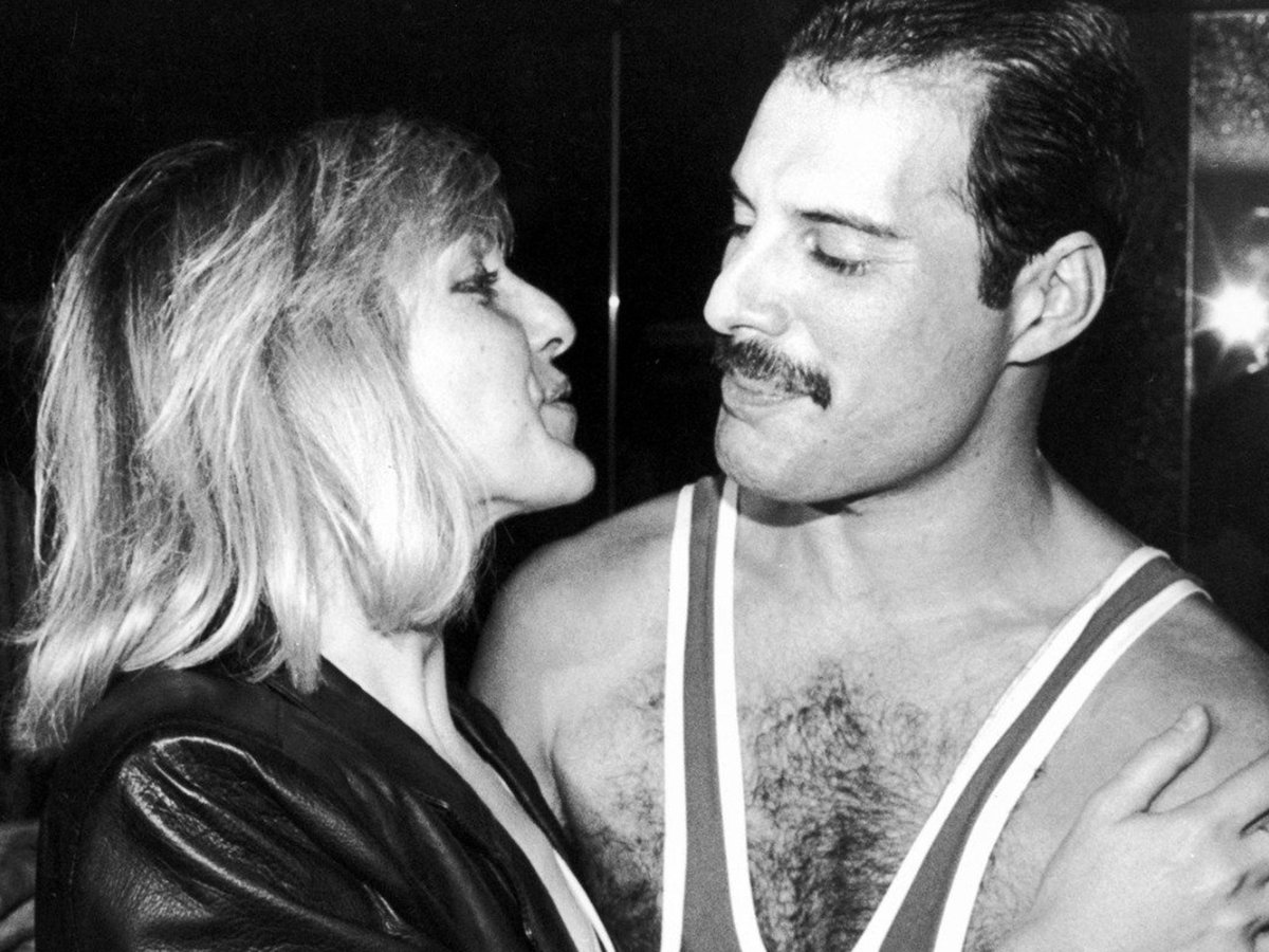 Love Of My Life Quién Es La Misteriosa Mujer A La Que Freddie Mercury Dedicó Uno De Sus Inmortales Himnos Infobae