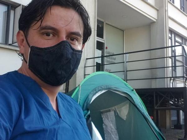 Médico Juan Pablo Ovalle