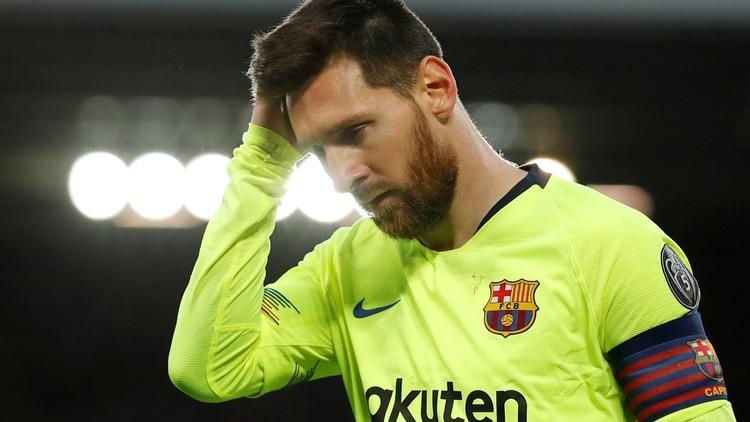 watch 38457 b8bfa La frase premonitoria de Lionel Messi por la jugada de ...