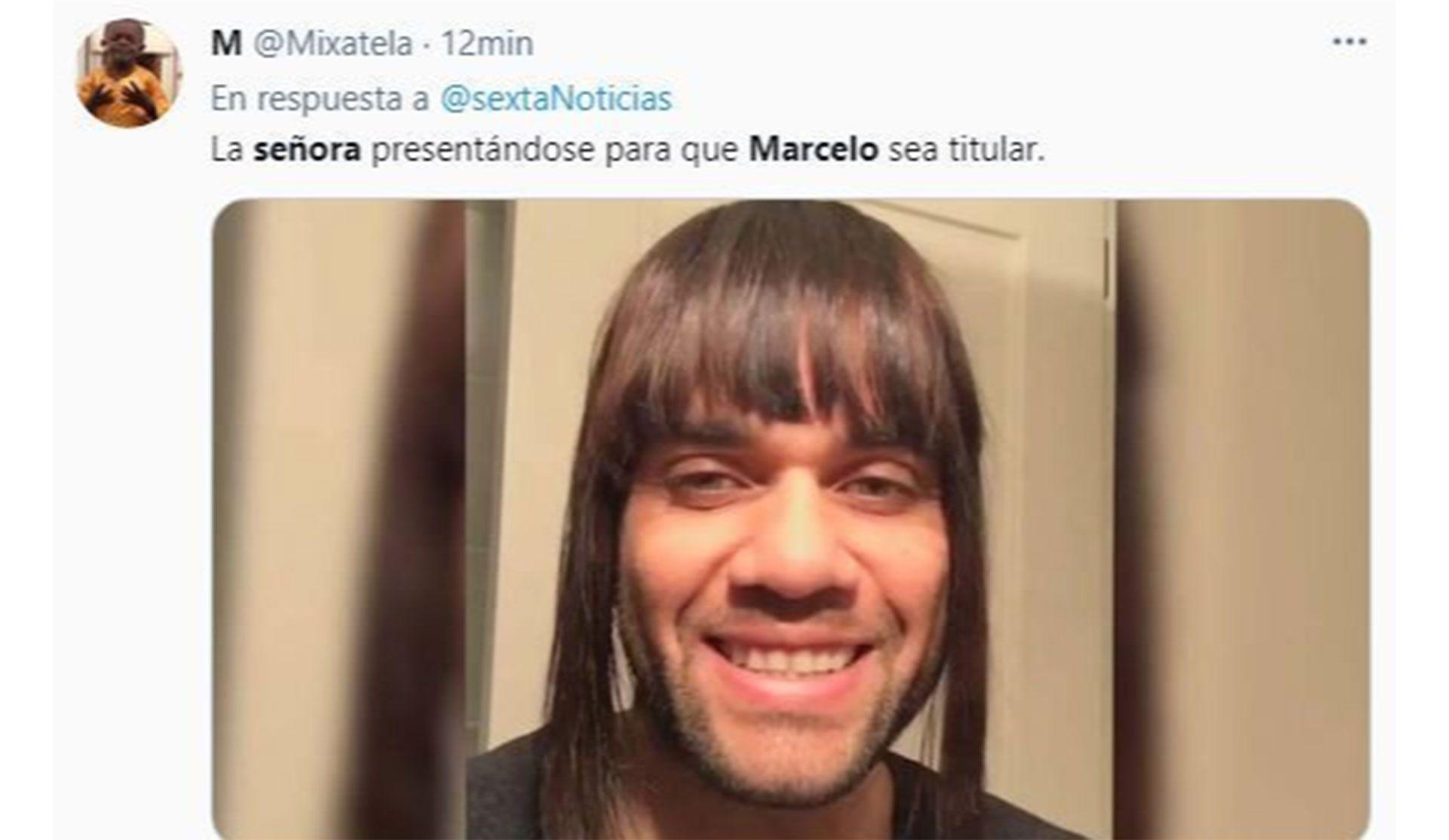 Memes de Marcelo