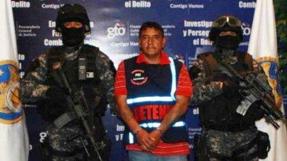 """Armando Soto González """"El Triste"""" pertenecía presuntamente al cártel de La Familia Michoacana, fue detenido en 2012 y 2014, sin embargo fue liberado. Se determinó que operaba en la zona desde 2009 Foto: (Impresión de pantalla)"""