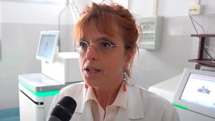 Alessandra Renieri, profesora de la Universidad de Siena y directora de la unidad de genética médica del hospital universidad Senese