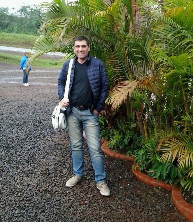 José Luis Dorney hoy pasa la cuarentena en Las Flores, provincia de Buenos Aires. Sueña con volver a Puerto San Julián