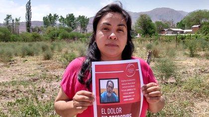 Ingrid Figueroa tiene 32 años; los abusos ocurrieron cuando tenía entre 9 y 10 en el pueblo de Hualfín, en Catamarca.