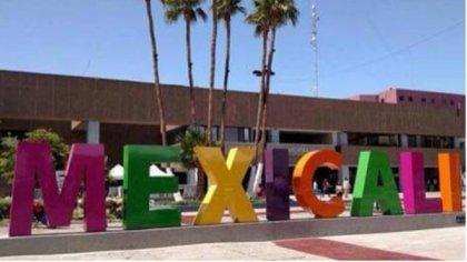 La ciudad fronteriza del estado de Baja California reporta temperaturas que pueden llegar hasta los 52 grados Celsius (Foto: Cortesía)