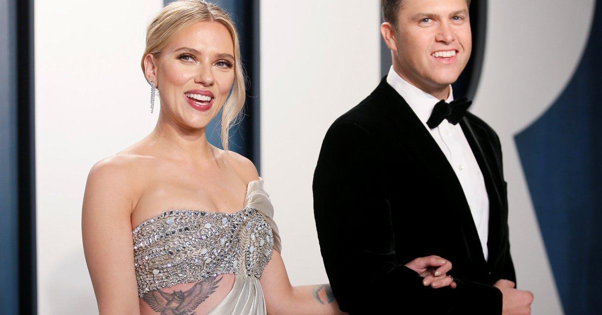 Scarlett Johansson está embarazada de su segundo hijo  - Infobae