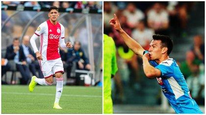 Napoli jugará en contra del actual campeón de la Liga de Campeones, el Liverpool, mientras que el Ajax se enfrentará al Lille, de Francia. (Foto: Especial)