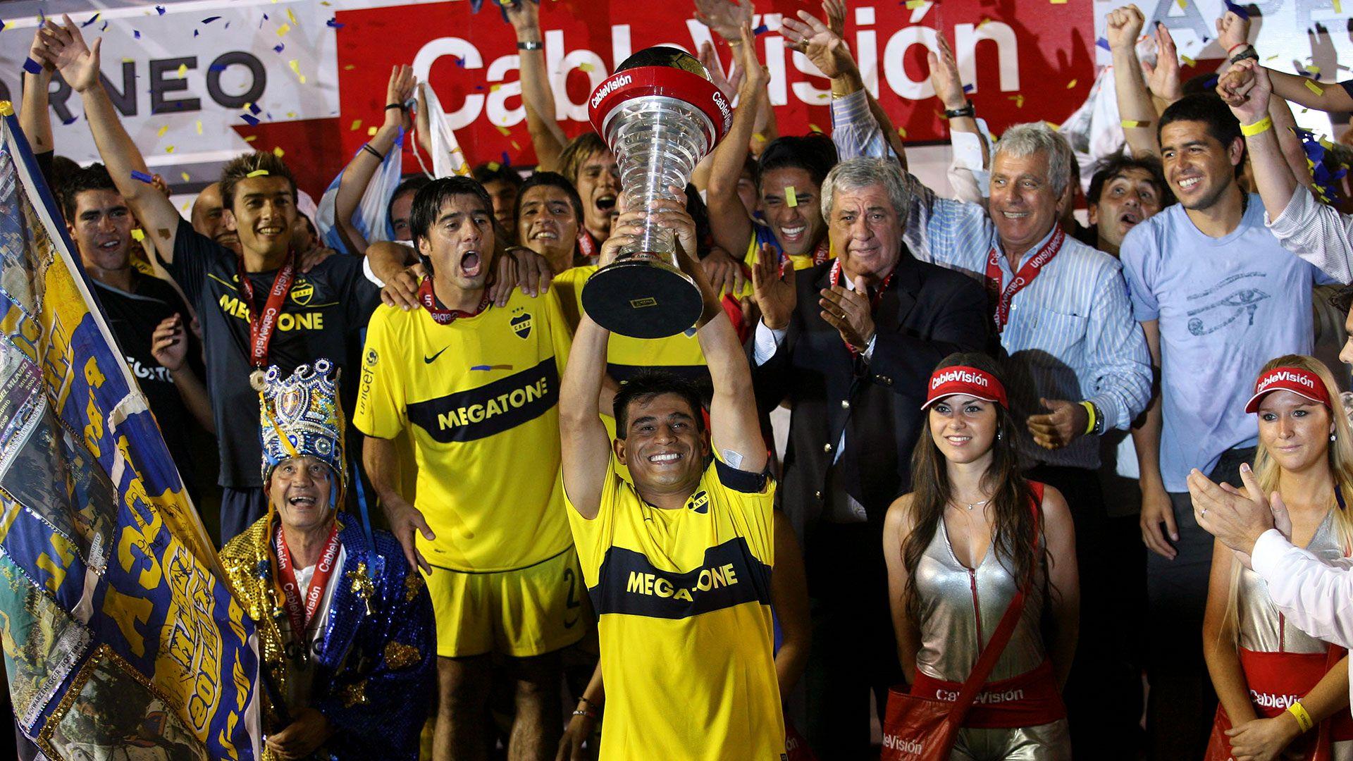 Boca campeón 2008