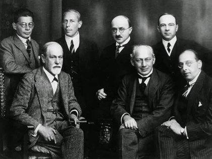 Freud y la Asociación Psicoanalítica Vienesa