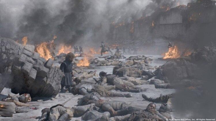 El final de la serie Game of Thrones fue de los más esperados del año.