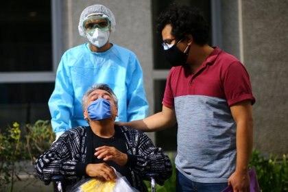 En México ya hay más de medio millón de infectados. (Foto: Reuters)