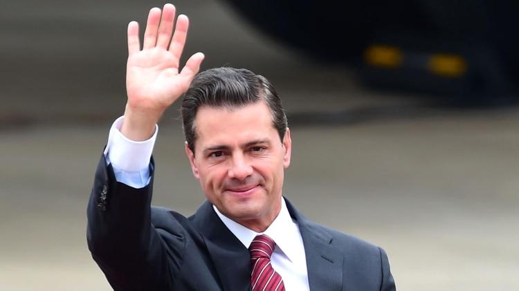Peña Nieto dejó un saldo negativo en seguridad. (Foto: Martin BERNETTI / AFP)