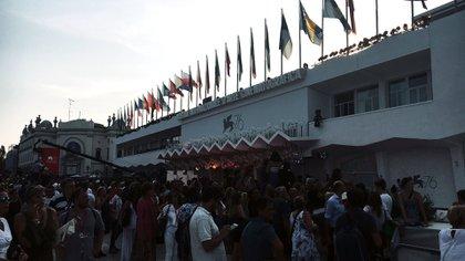El Palazzo del Cinema, el centro del Festival de Cine de Venecia