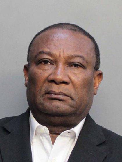 Jean Claude Jean-Philippe (foto: Departamento de Correcciones de Miami Dade)