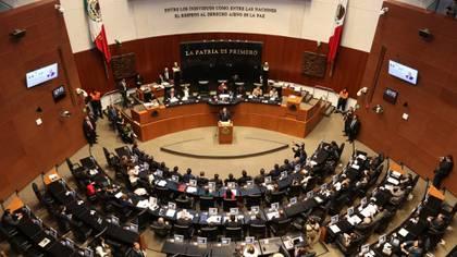 Los legisladores aprobaron una serie de dictámentes en su última sesión hasta nuevo aviso (Foto: Cuartoscuro)