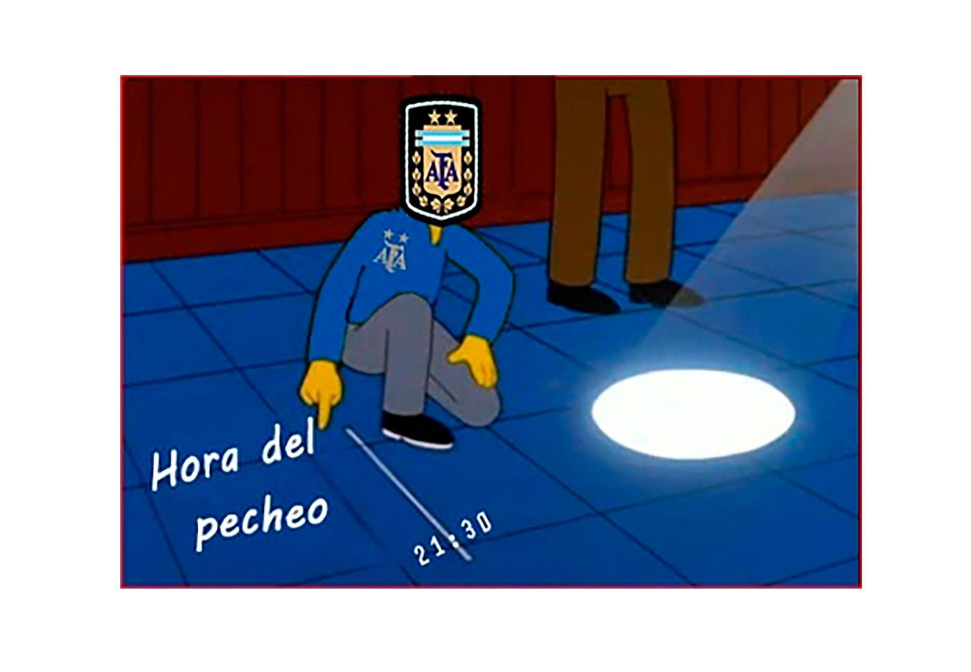 memes argentina vs ecuador