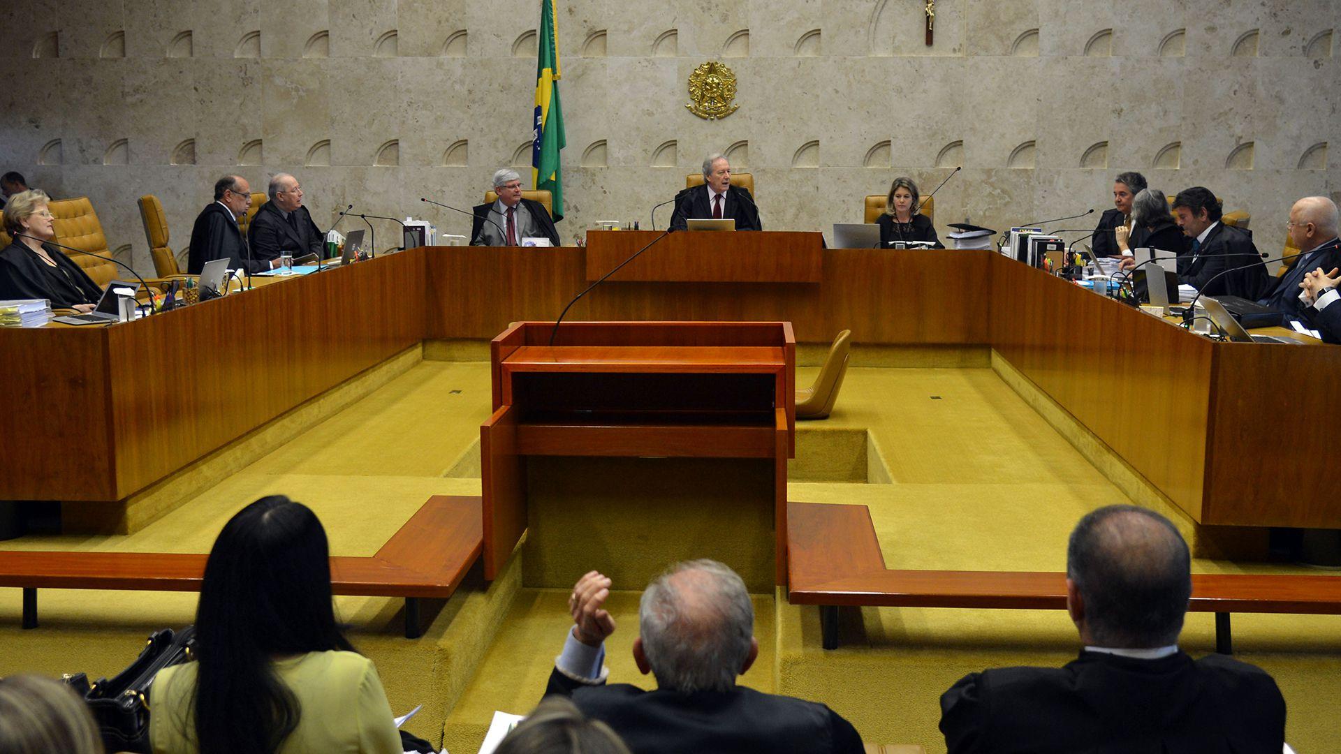 El Tribunal Superior Federal de Brasil